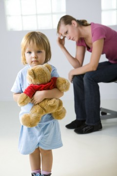depressed-mother